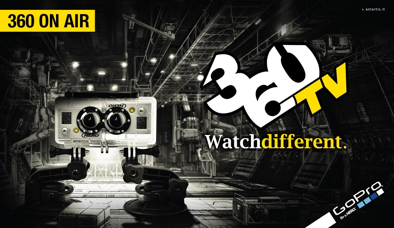 360TV startup