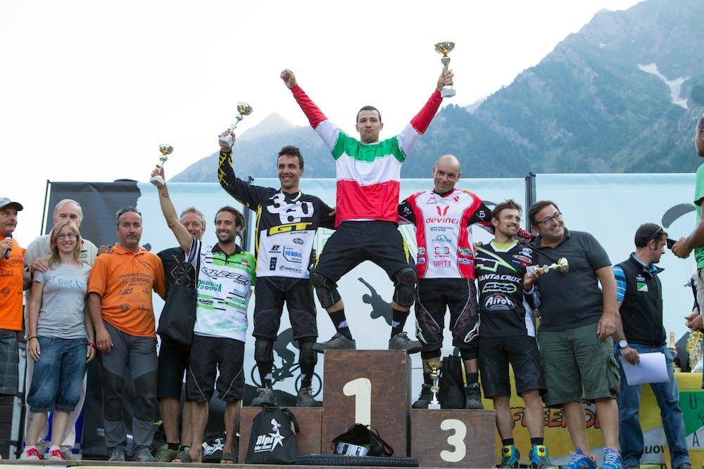 prali_campionato_italiano_dh_2013_podio_elite