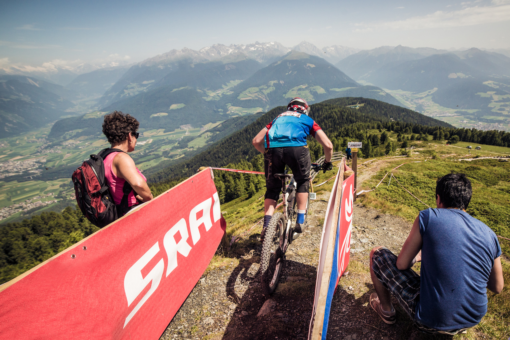european_enduro_series_2014_Start - Kronplatz 2013