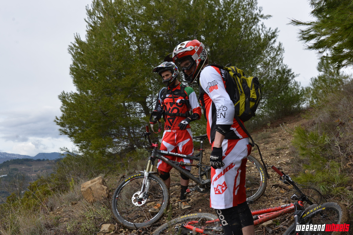 francesco_fregona_michele_tardini_weekendwheels_team_dolcenduro_2014