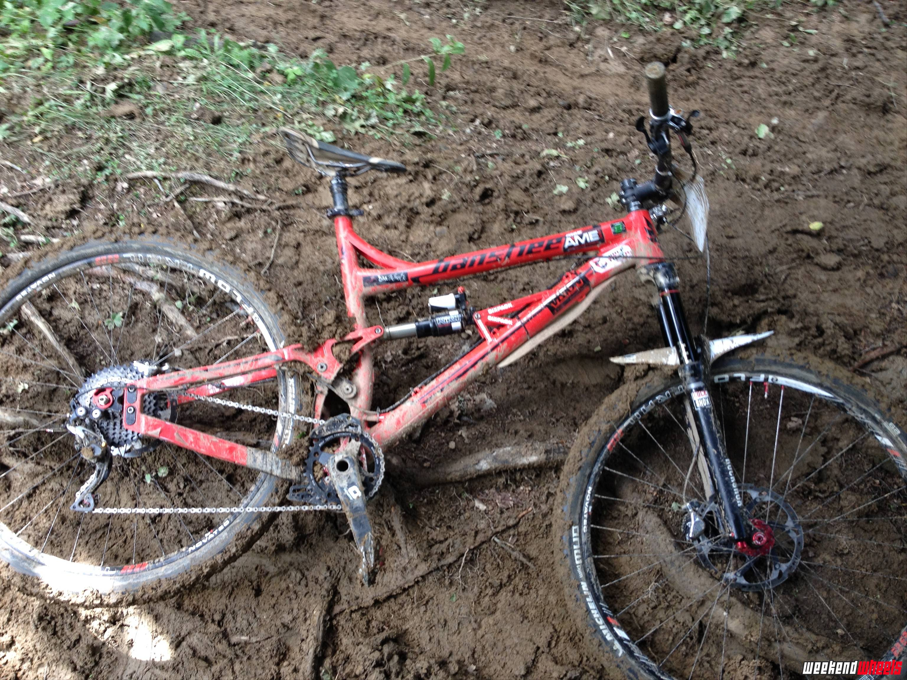 Mega 2014 single track Allemont2
