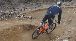 Transition Up&down in Squamish