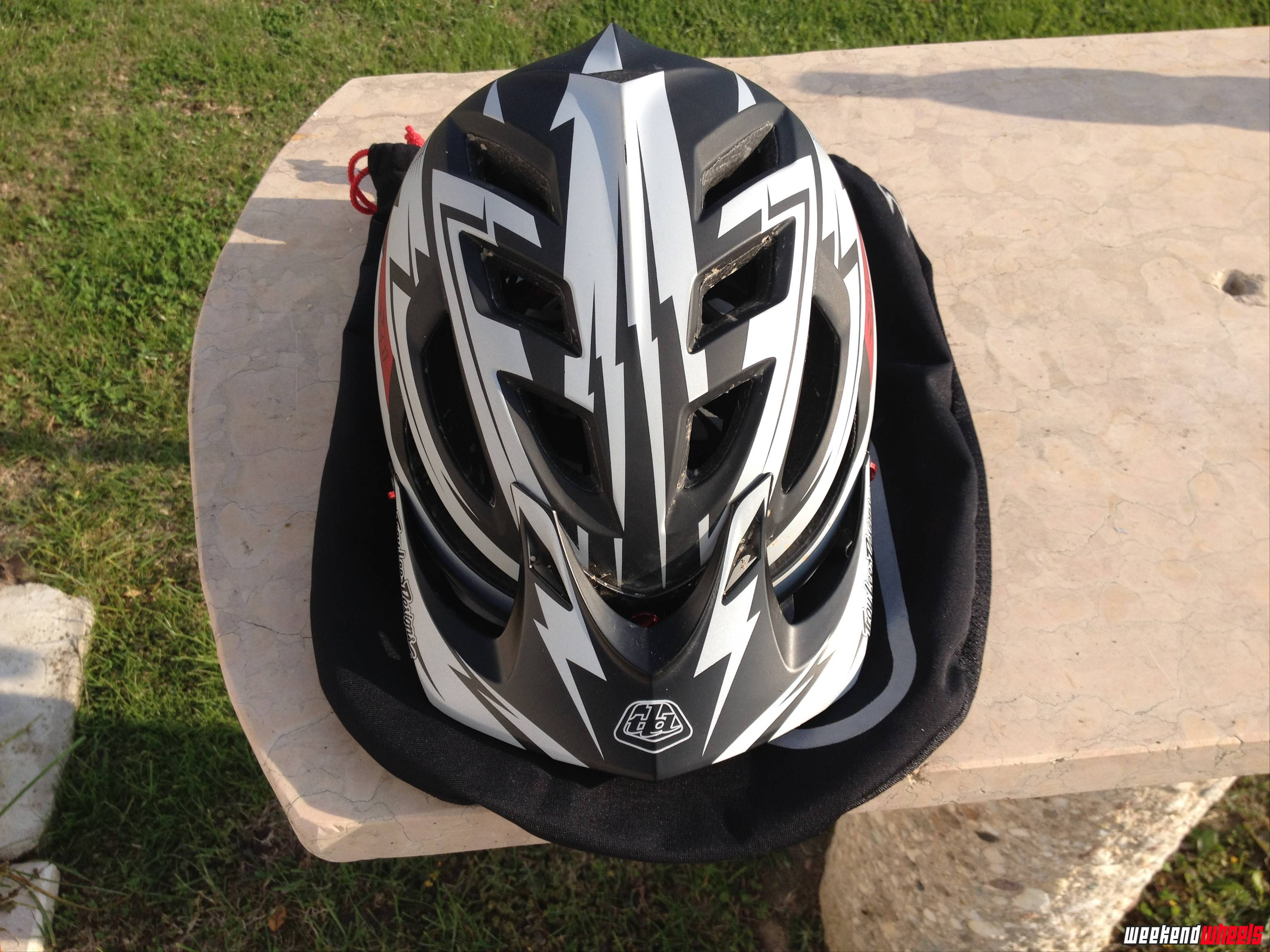 Troy Lee Designs A1 helmet1