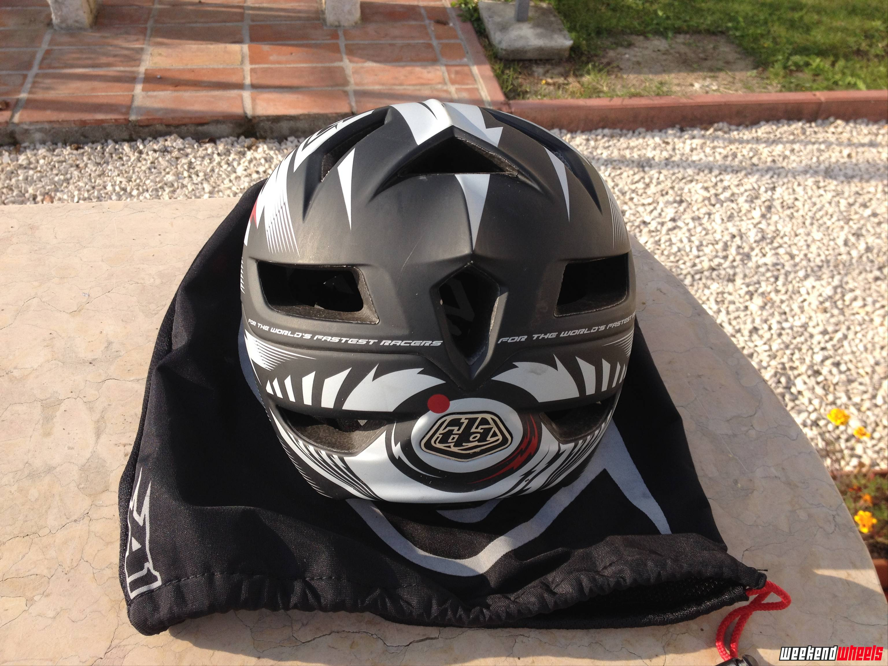Troy Lee Designs A1 helmet2