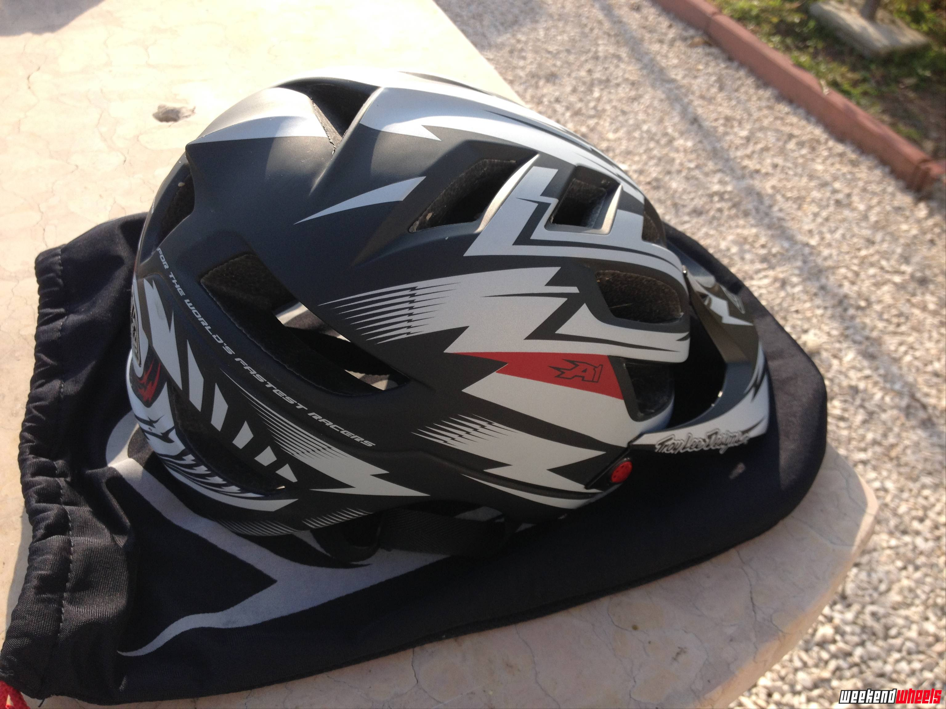 Troy Lee Designs A1 helmet3