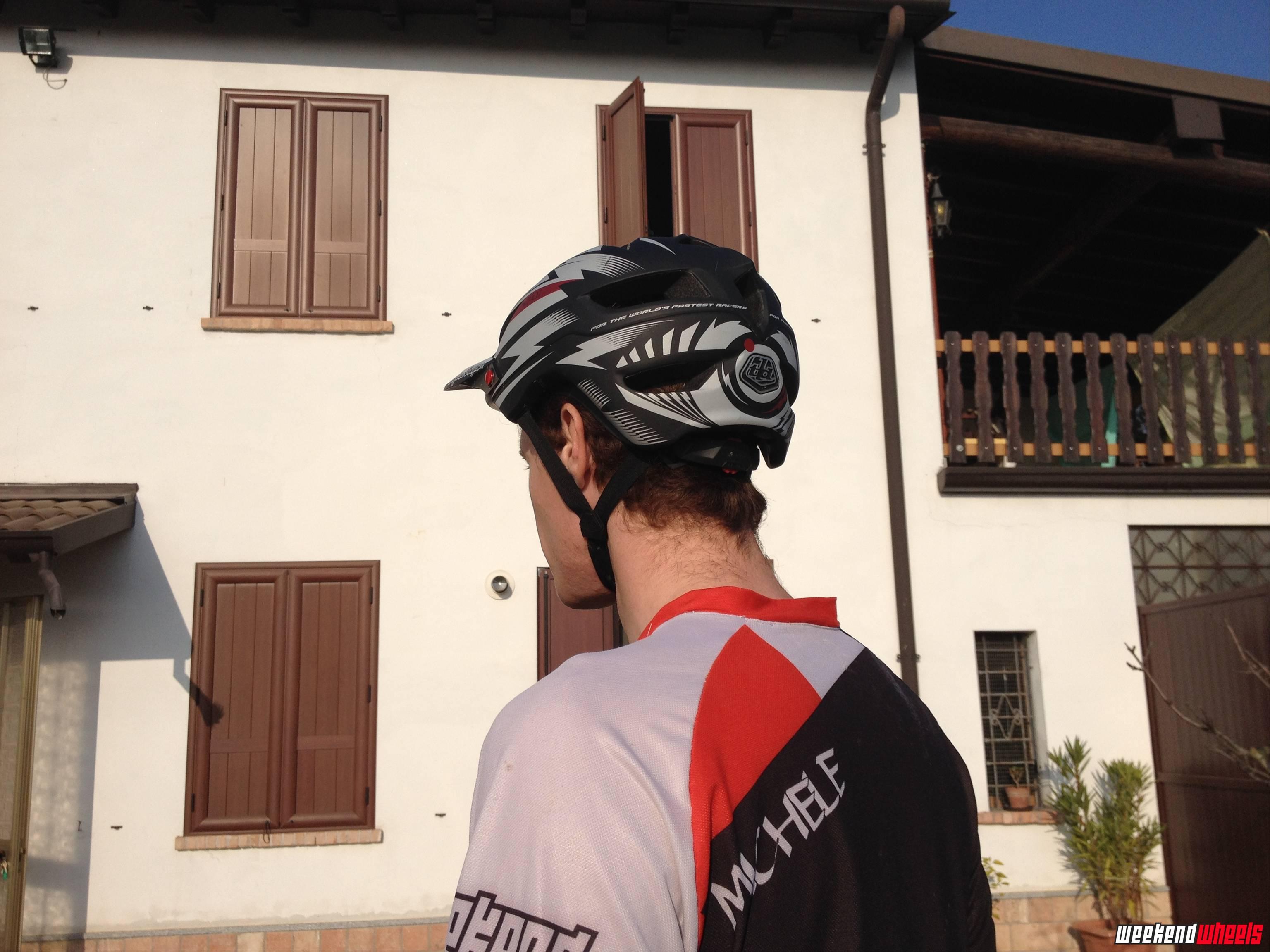 Troy Lee Designs A1 helmet5