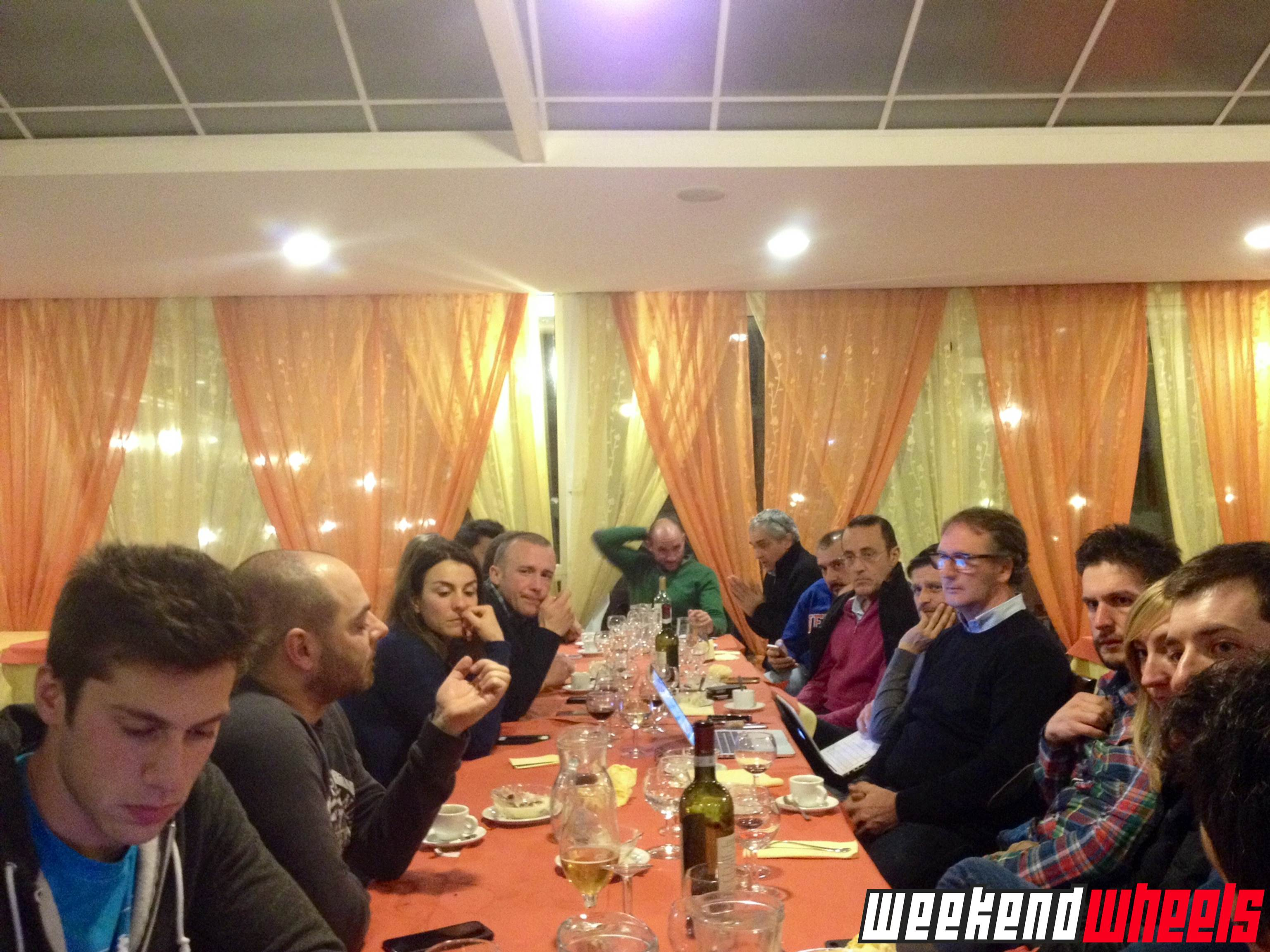 Finale Ligure riunione Coppa Italia enduro