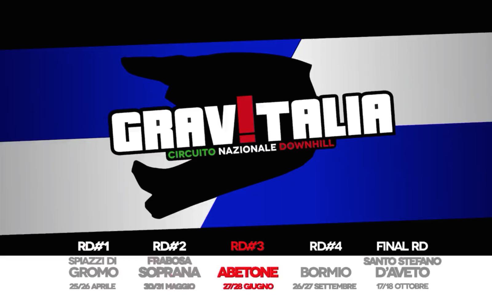 cover Gravitalia Abetone